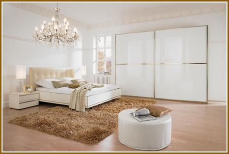 Schlafzimmer Weis Gold - methodepilates -